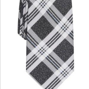 Perry Ellis Men's Duxbury Plaid Tie